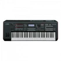 Teclado Sintetizador MOXF6 Preto Yamaha -