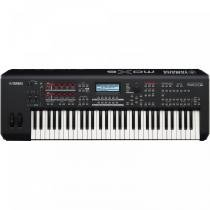 Teclado Sintetizador MOXF6BRA com Fonte Preto - Yamaha - Yamaha