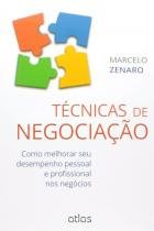 Tecnicas de negociacao - Atlas exatas, humanas, soc (grupo gen)