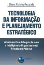 Tecnologia da informacao e planejamento estrategico - Brasport