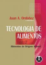 Tecnologia de alimentos vol. 2 - alimentos de origem animal - Artmed saude