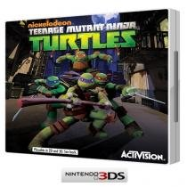 Teenage Mutant Ninja Turtles para Nintendo 3DS - Activision