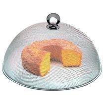 Tela Protetora para Alimentos Aço Inox 25cm Brinox - Verona 2177/301