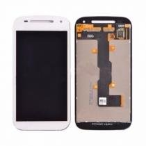 Tela Touch Screen LCD Display Motorola MOTO E2 Branco Original -