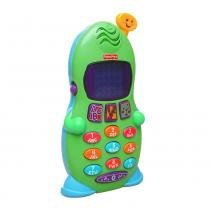 Telefone Aprender e Brincar Fisher Price - Mattel - Mattel