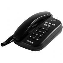Telefone C/Fio Intelbras Mod.Tc-500 C/Chave -