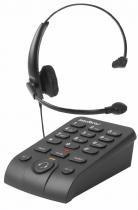 Telefone c/ hedset e fone hsb 50 intelbras - Intelbrás