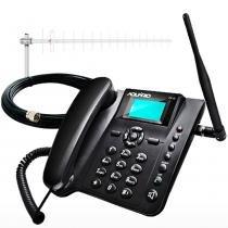 Telefone Celular Aquario Ca-900 Com Antena Cf917 - Aquário