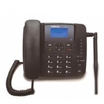 Telefone Celular Fixo 3G Intelbras CFA 6041 Preto -