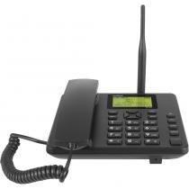 Telefone Celular Fixo Com Fio Intelbras CF5002 Preto 4110015 - Identificador de Chamadas, Viva Voz -