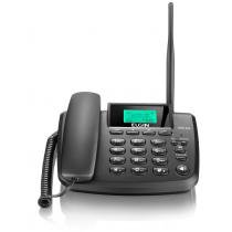 Telefone Celular Fixo de Mesa para 2 Chips GSM 200 - Elgin -