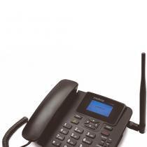 Telefone Celular Fixo Intebras CF 4201 GSM Single Chip Preto - Intelbras