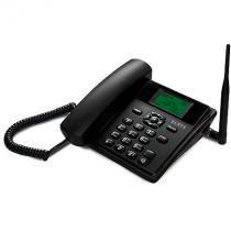 Telefone Celular Rural Fixo De Mesa Dual Chip Epfs11 Elsys -