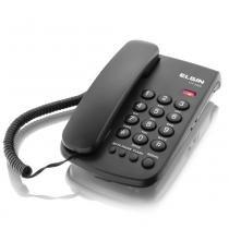Telefone com Fio e Chave de bloqueio TCF 2000 - Elgin -