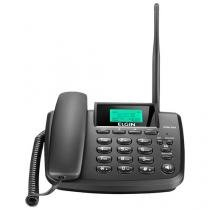 Telefone com Fio Elgin GSM200 - Identificador de Chamada Viva-Voz Conferência