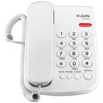 Telefone com Fio Elgin TCF 2000 - com Chave Bloqueadora