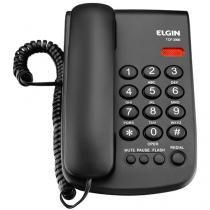 Telefone com Fio Elgin TCF2000 - Chave Bloq. Preto