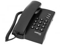 Telefone com Fio Intelbras Pleno - com Discagem Tom/Pulso