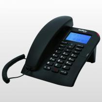 Telefone Com Fio Tc60 Id Preto Intelbras - INTELBRAS
