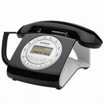 Telefone com Fio TC8312 Viva-Voz Preto - Intelbras - Intelbras