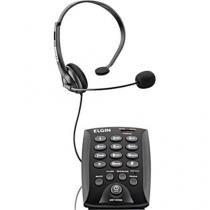 Telefone com headset Elgin HST 6000 - HST6000 -