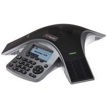 Telefone de Audioconferência Polycom - SoundStation IP 5000 com HD Voice