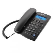 Telefone De Mesa Com Identificador Tcf-3000 Preto Elgin -
