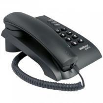 Telefone de Mesa Pleno Preto - Intelbras - Intelbras
