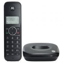 Telefone DECT sem fio Digital Motorola com ID de Chamada 110V MOTO500ID - 110V - Motorola