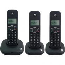 Telefone Digital Motorola sem Fio Moto 500ID-3 -