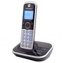 Telefone Digital Sem Fio Preto E Prata Gate-4800Bt Motorola -