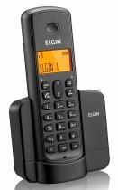 Telefone Elgin Sem Fio Viva Voz Display Iluminado TSF 8001 Preto -