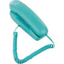 Telefone Gôndola com Bloqueador Colorido KXT3026X Teleji -