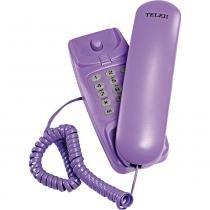 Telefone Gôndola com Bloqueador Colorido KXT3026X Teleji - Teleji