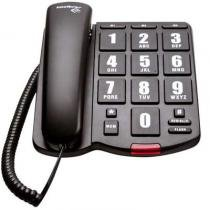 Telefone intelbras com fio tok fácil -