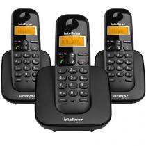 Telefone Intelbras Sem Fio Ts3113 Preto - 4123103 -