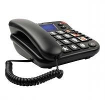 Telefone intelbras Tok Fácil com Identificador de Chamadas - Intelbras