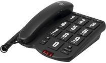 Telefone Intelbras Tok Facil Preto -