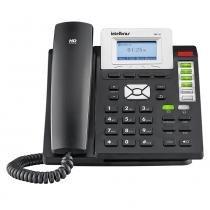 Telefone Ip Fixo Terminal Inteligente Tip210 Cinza 4002010 Intelbras -
