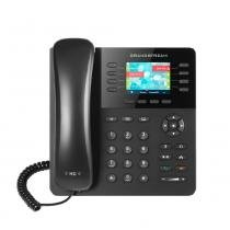 Telefone IP HD Visor LCD Gigabit Poe Bluetooth GXP2135 Grandstream -