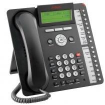 Telefone IP1616 BLK  AVAYA -