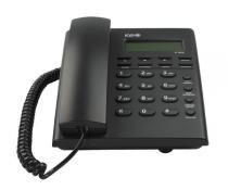 Telefone Keo K302, Identificador de chamada, Despertador  - Grafite -