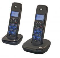 Telefone Motorola 550 ID-2 com 2 base bina - Motorola