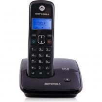 Telefone Motorola AURI3000 sem Fio com Viva Voz e Identificador de Chamadas -