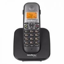 Telefone Original Intelbras sem Fio Modelo TS5120 - Preto - Intelbras