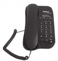 Telefone Padrão Studio Preto Multitoc - Comprenet
