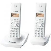 Telefone Panasonic sem fio KXTG1712LBW - Panasonic