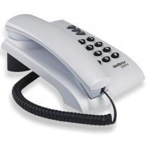 Telefone Pleno de Mesa Cinza Ártico - Intelbras -