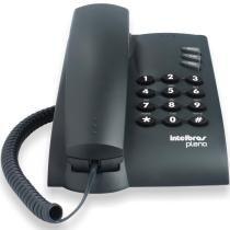 Telefone Pleno Grafite Mesa/Parede 3 em 1 - Intelbras - Intelbras