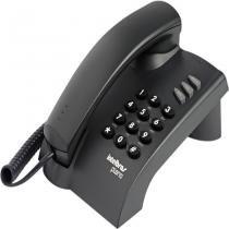Telefone pleno preto - intelbras - Intelbras